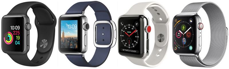Как добавить карту в iPhone 5S при помощи Apple Watch